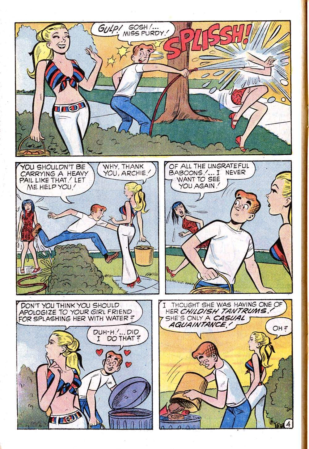 Read online Archie (1960) comic -  Issue #205 - 16