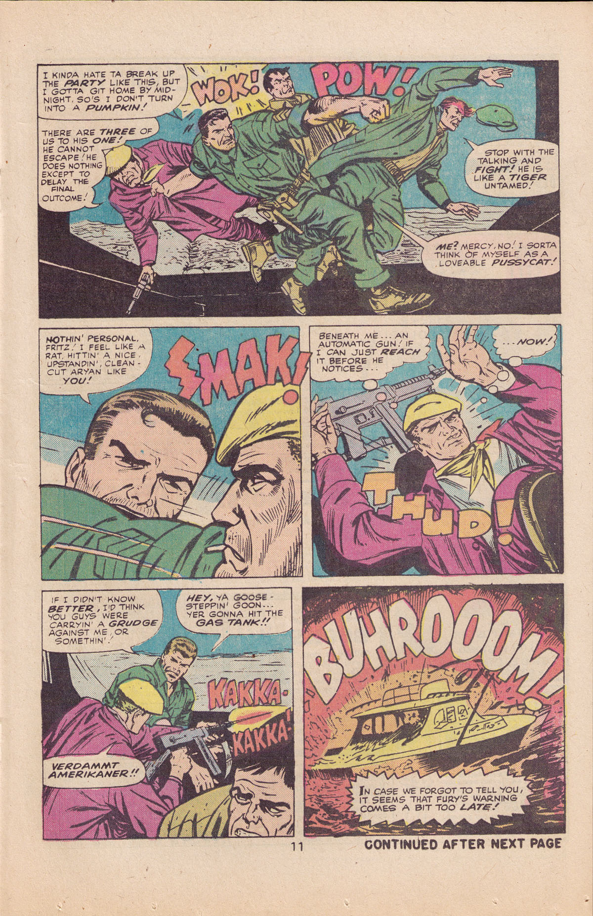 Read online Sgt. Fury comic -  Issue #127 - 13