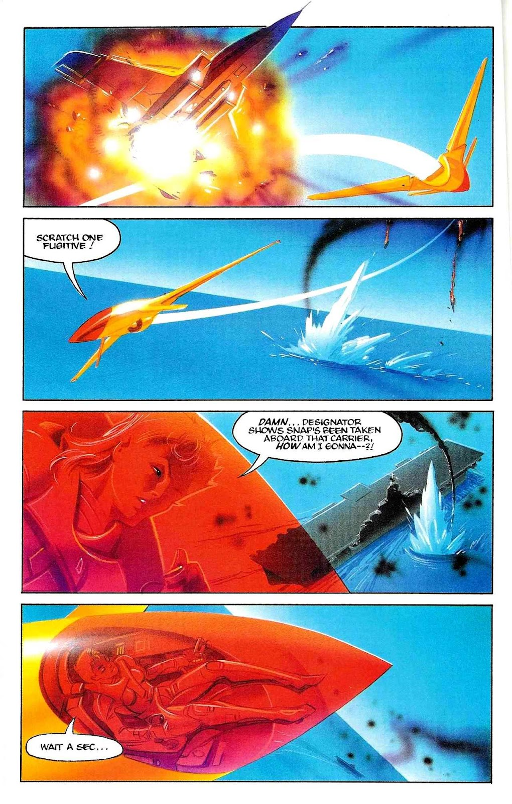 Tempus Fugitive issue 1 - Page 39