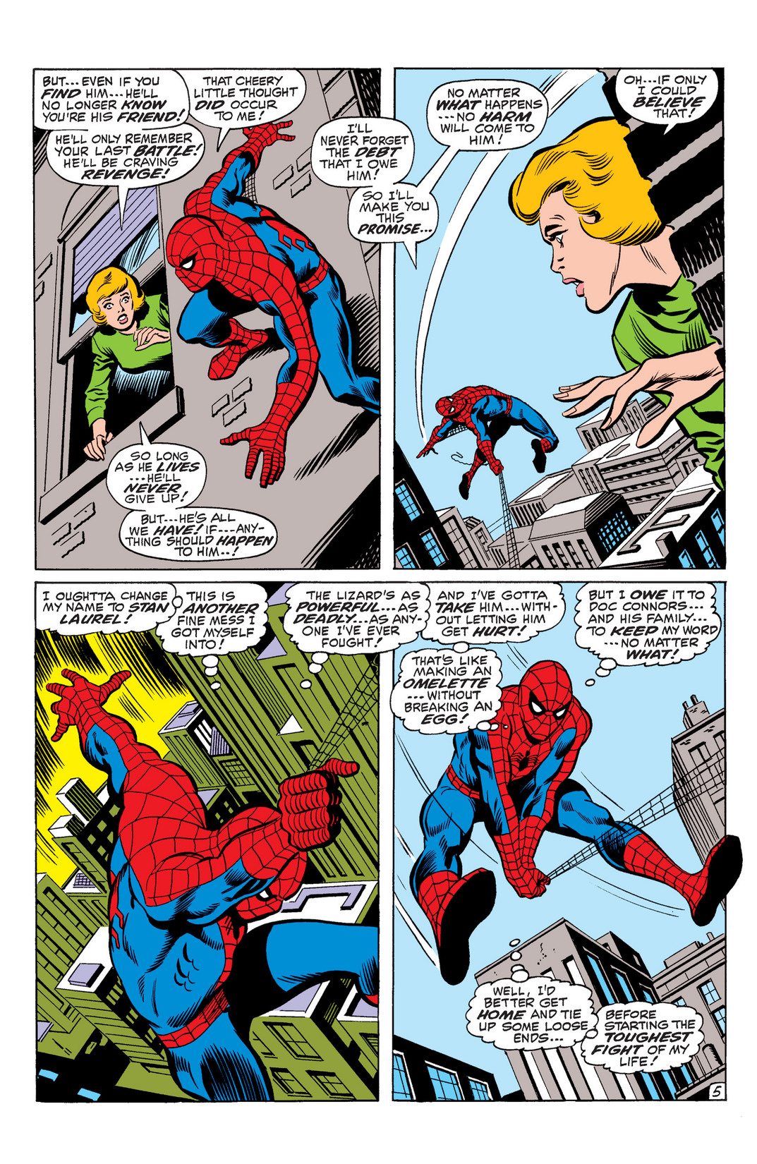 The Amazing Spider-Man (1963) 76 Page 5