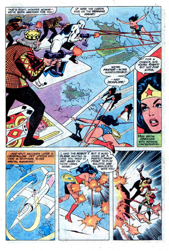 Read online Wonder Woman (1942) comic -  Issue #256 - 13