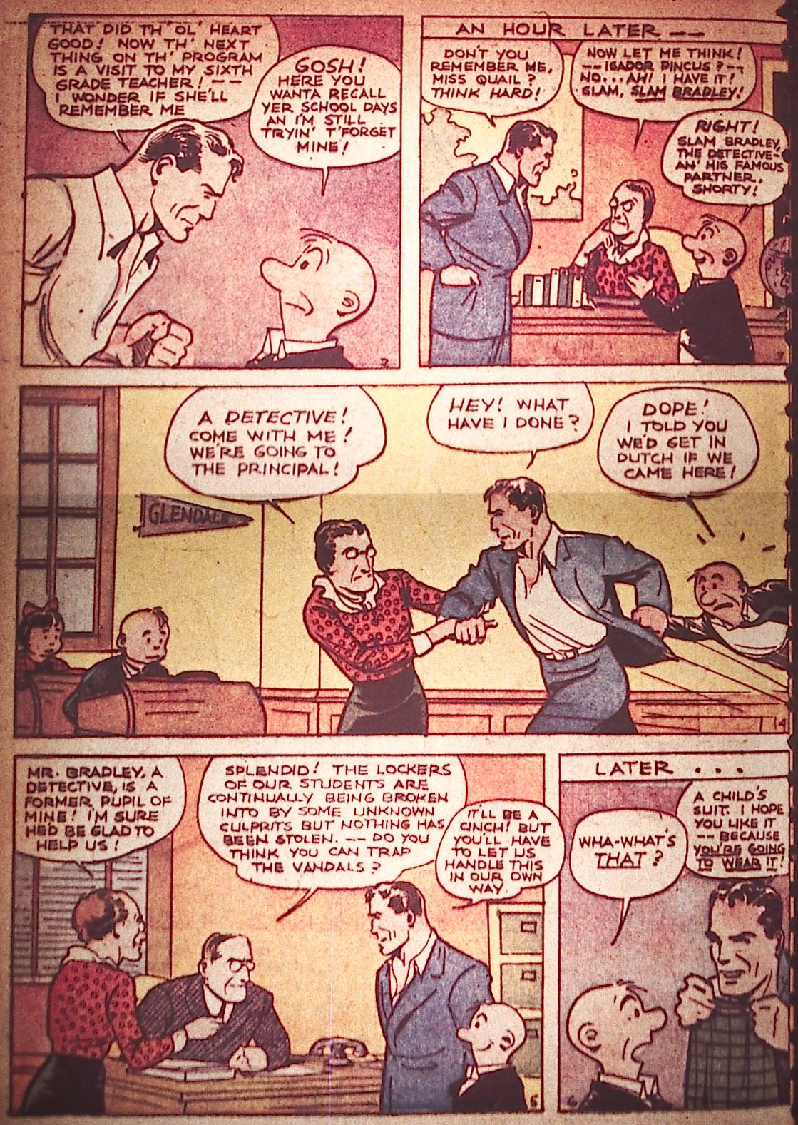 Read online Detective Comics (1937) comic -  Issue #5 - 4