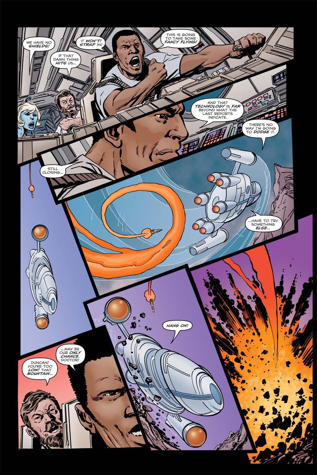 Read online Star Trek: Leonard McCoy, Frontier Doctor comic -  Issue #3 - 10