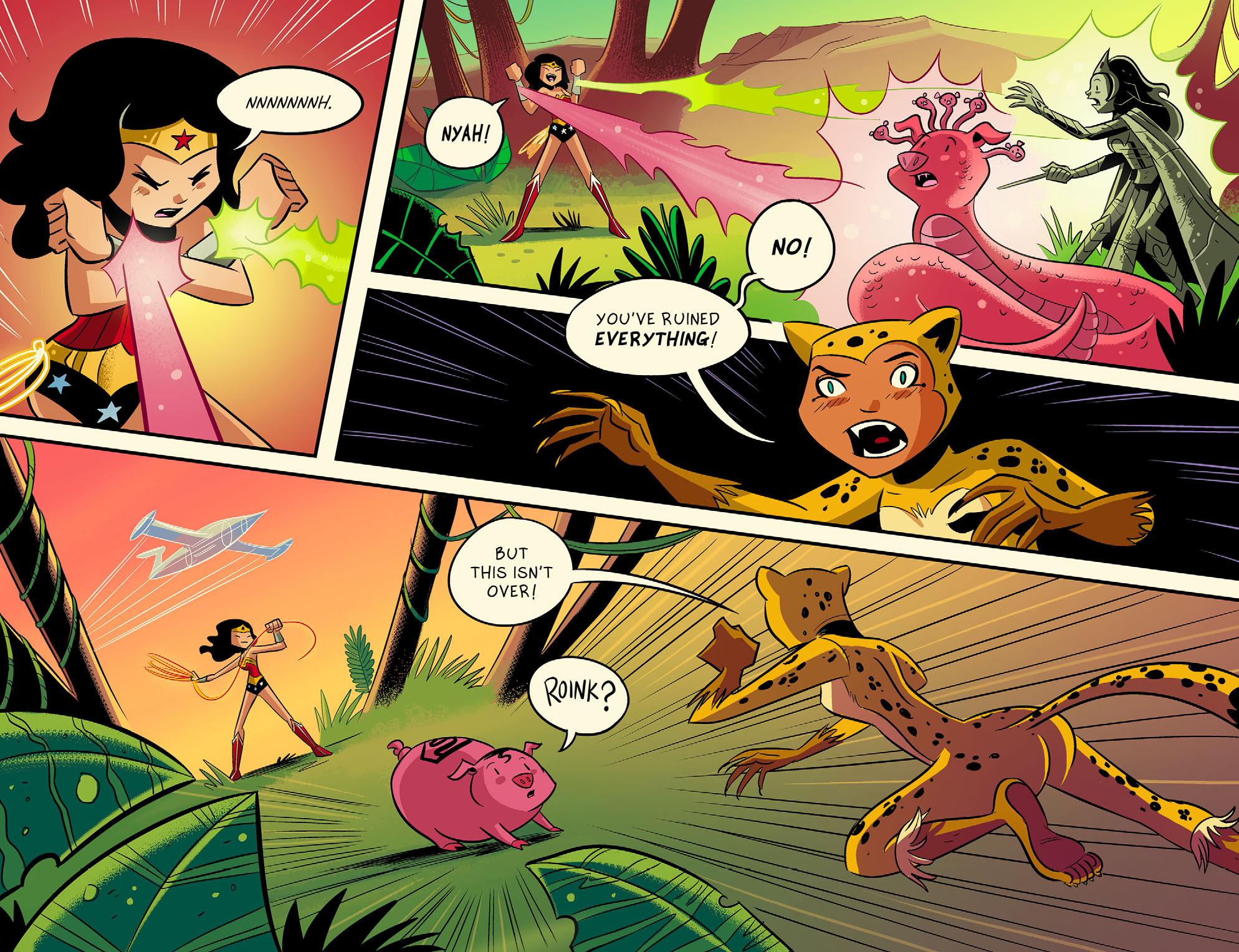 Read online Sensation Comics Featuring Wonder Woman comic -  Issue #22 - 7