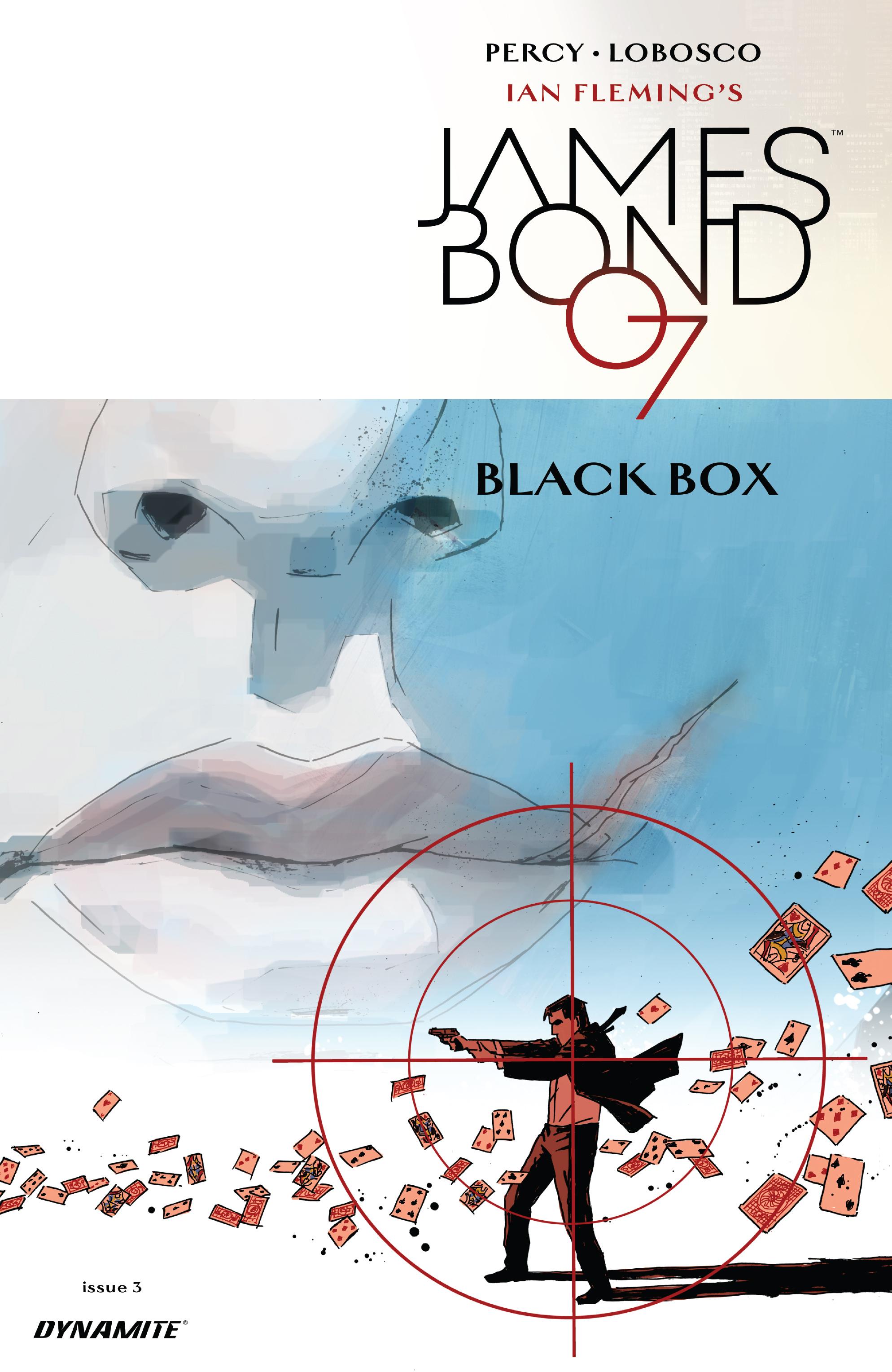 Read online James Bond (2017) comic -  Issue #3 - 1