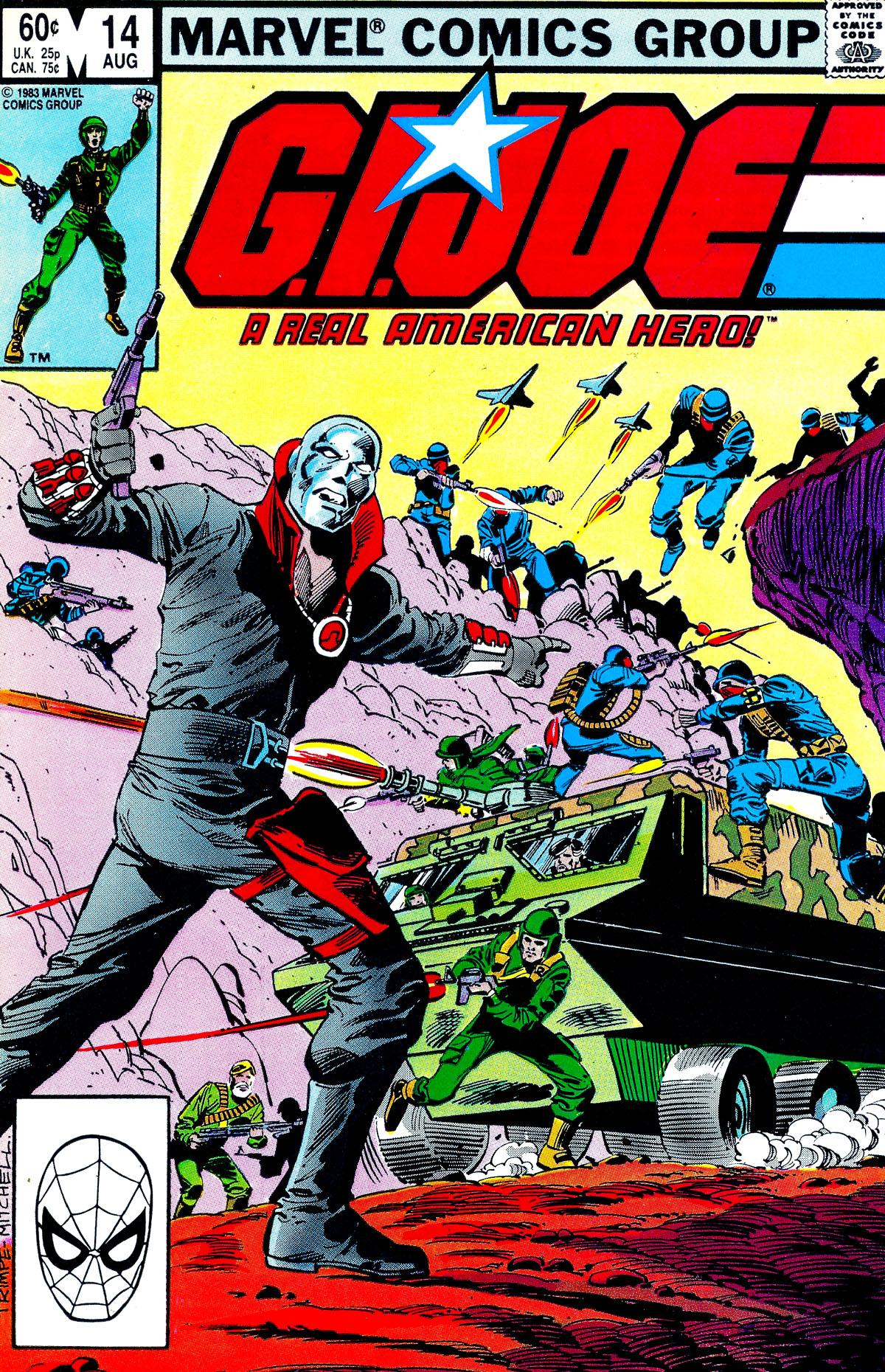 G.I. Joe: A Real American Hero 14 Page 1