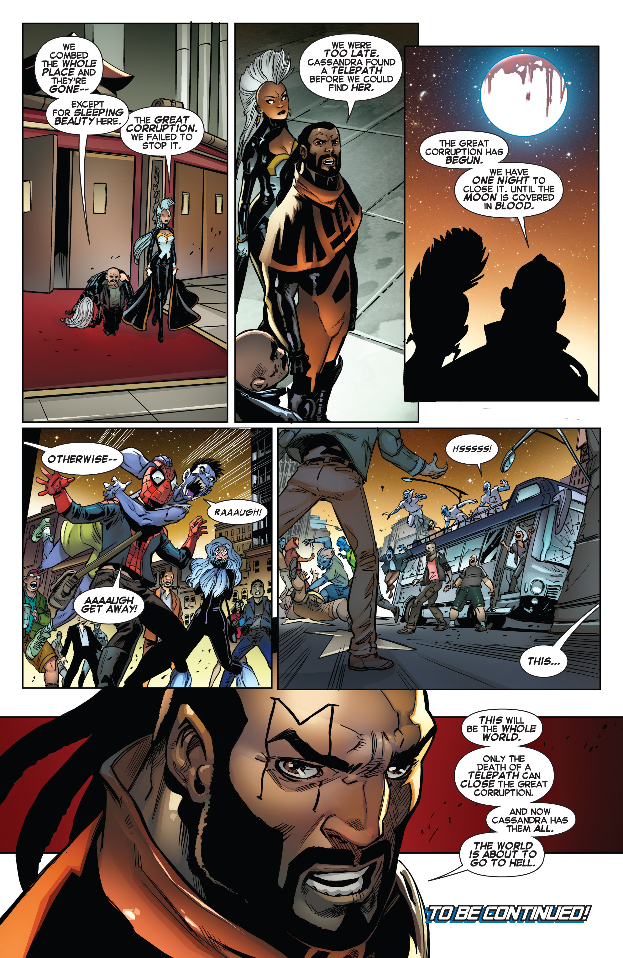 Read online Uncanny X-Force (2013) comic -  Issue #13 - 22