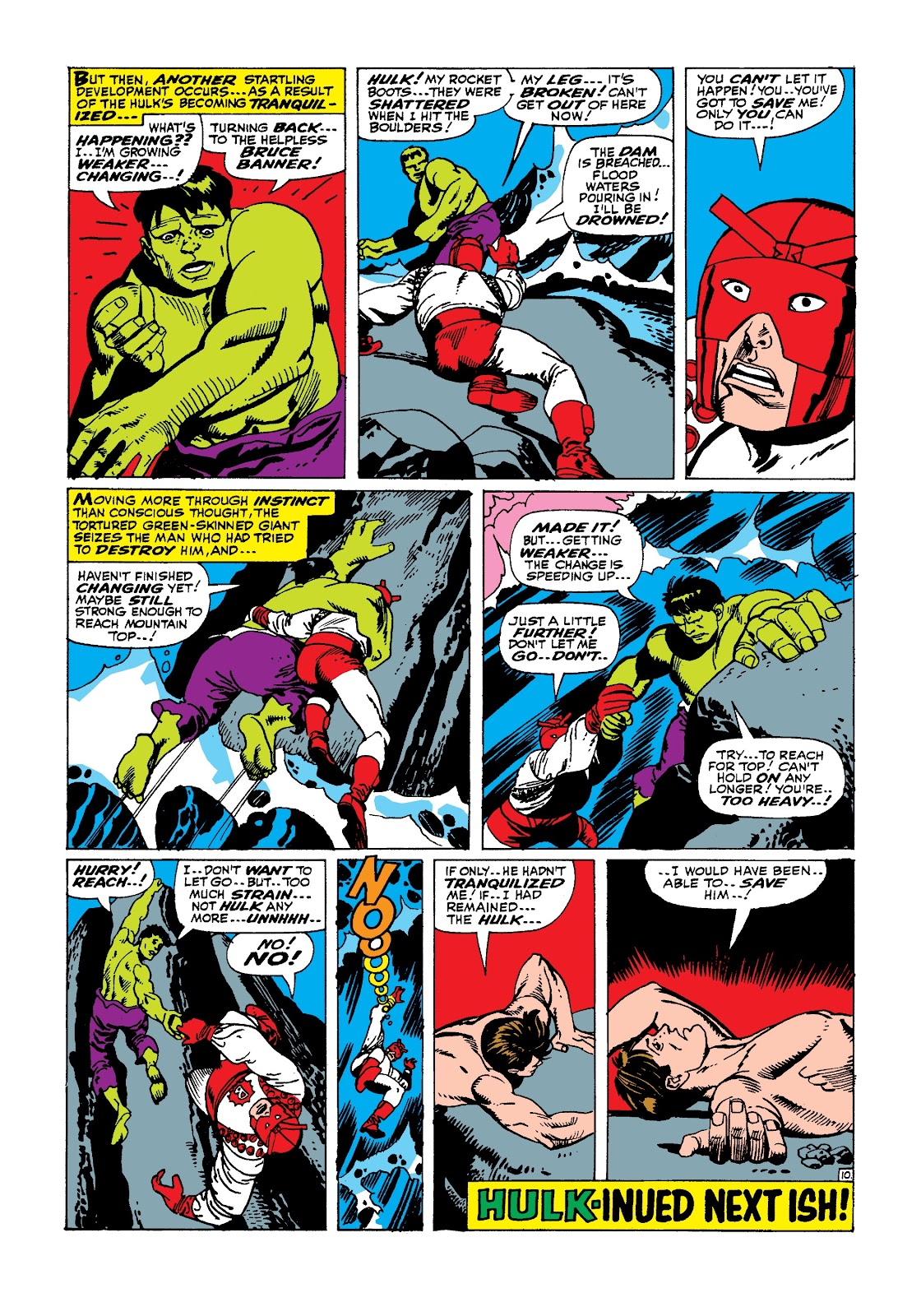 Read online Marvel Masterworks: The Incredible Hulk comic -  Issue # TPB 3 (Part 2) - 5