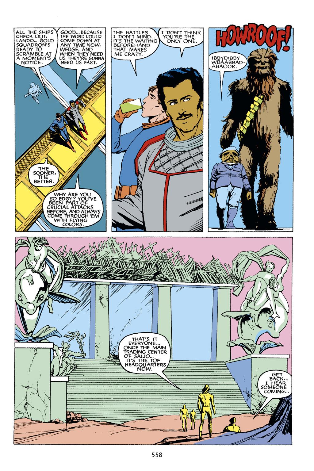 Read online Star Wars Omnibus comic -  Issue # Vol. 21.5 - 281