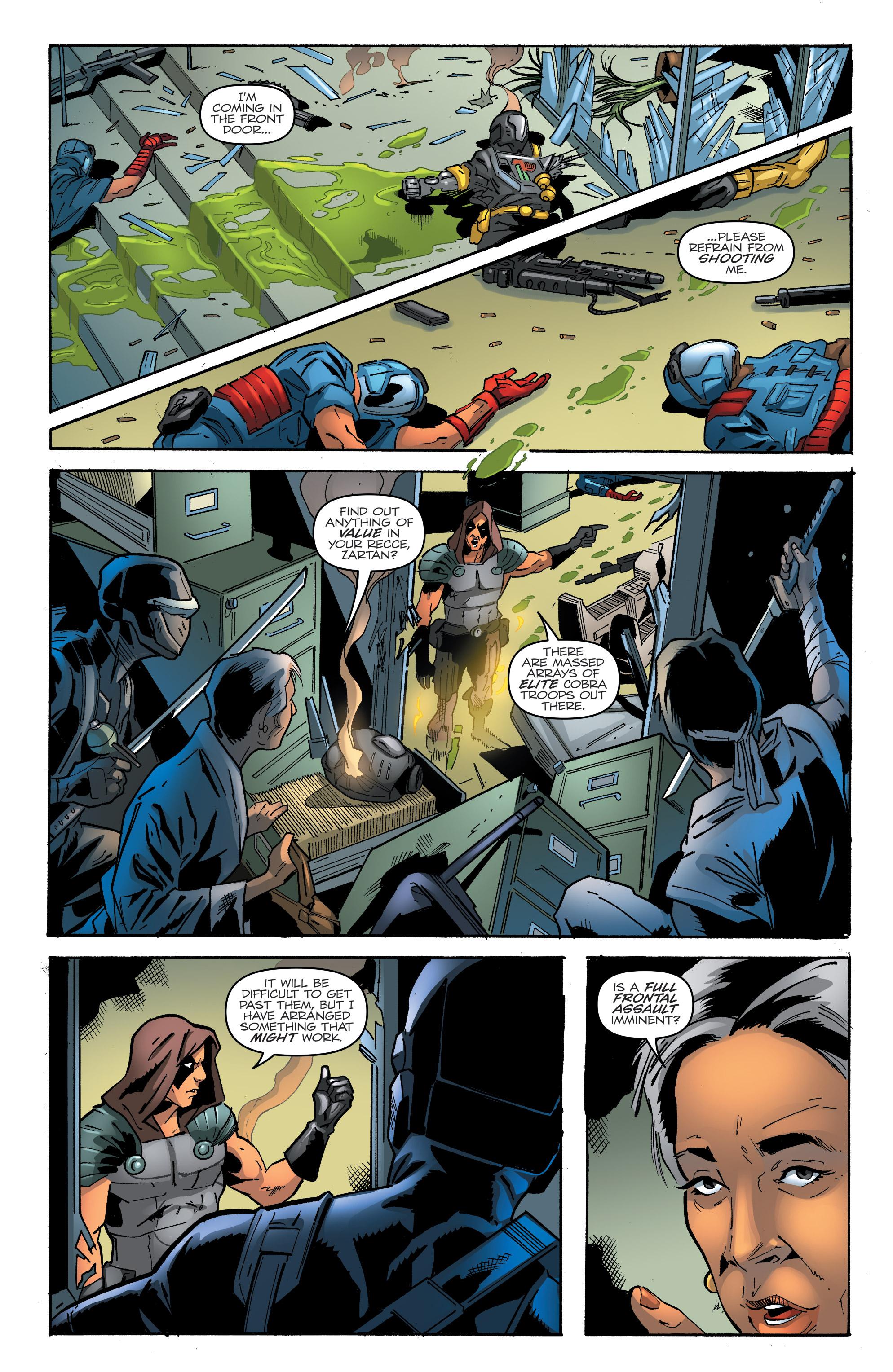 Read online G.I. Joe: A Real American Hero comic -  Issue #240 - 12