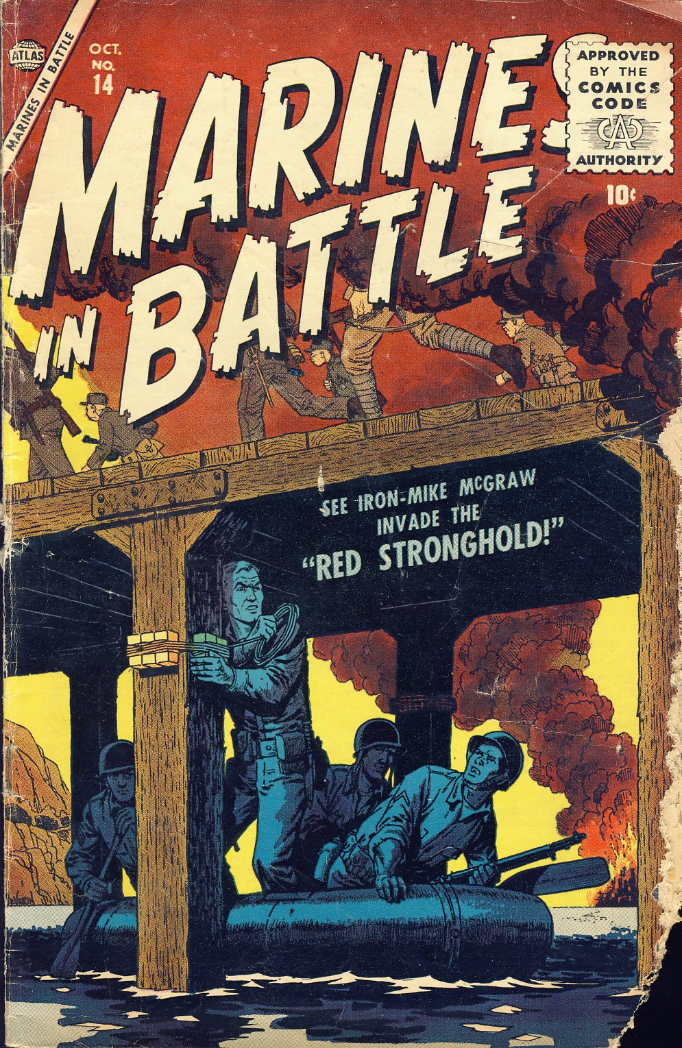 Marines in Battle issue 14 - Page 1