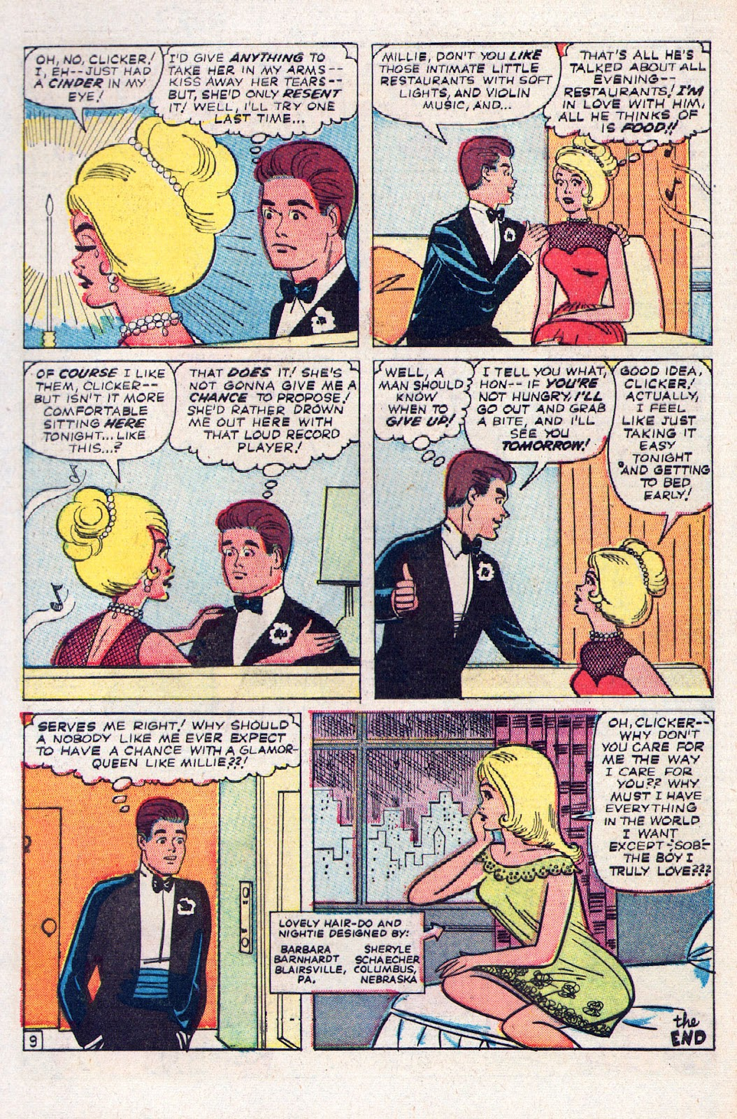 Read online Millie the Model comic -  Issue # Annual 2 - 11