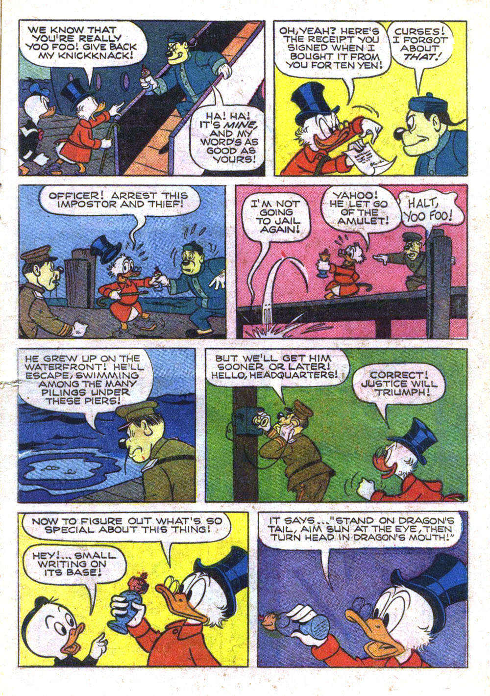 Read online Uncle Scrooge (1953) comic -  Issue #74 - 13