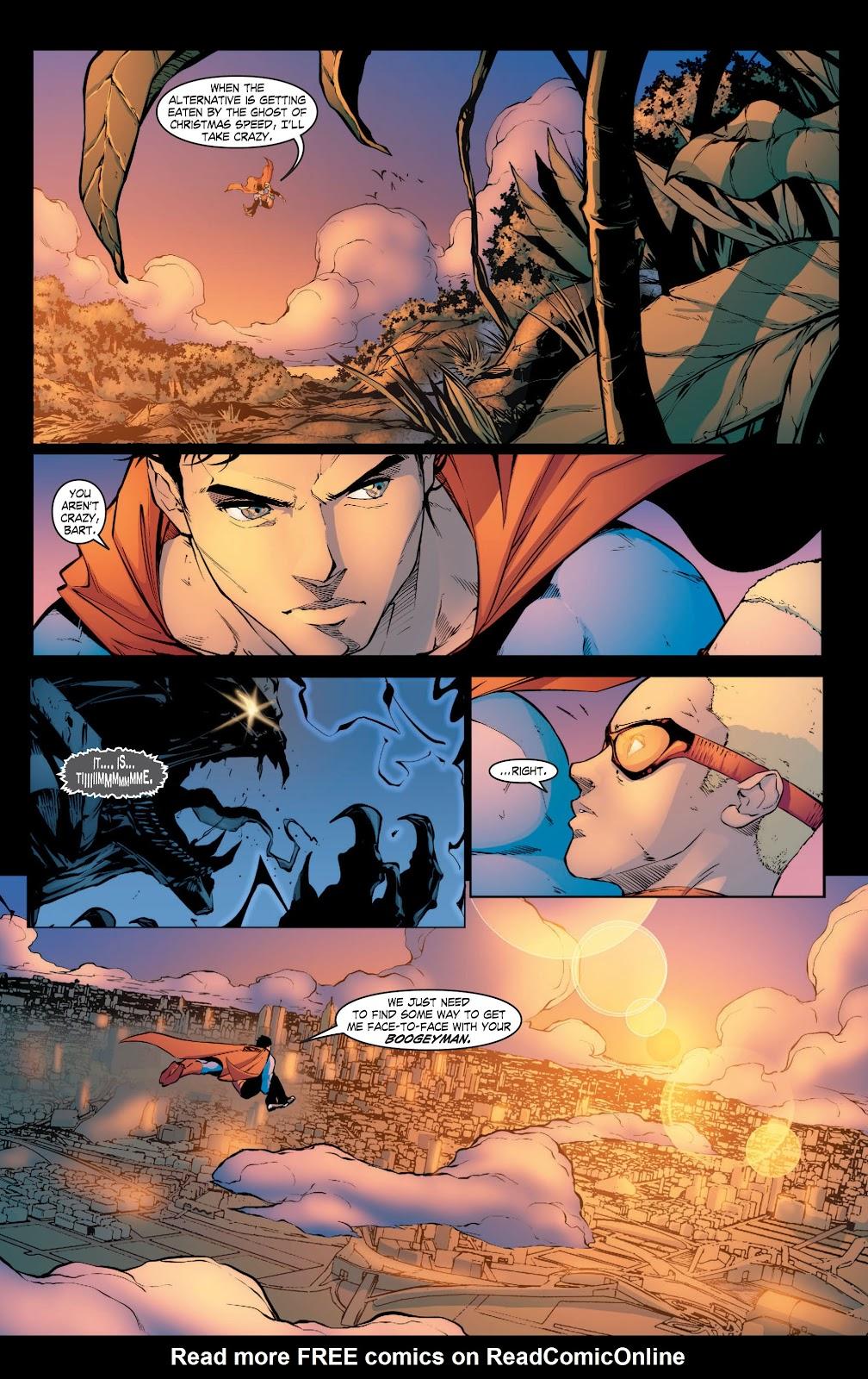 Read online Smallville Season 11 [II] comic -  Issue # TPB 3 - 45