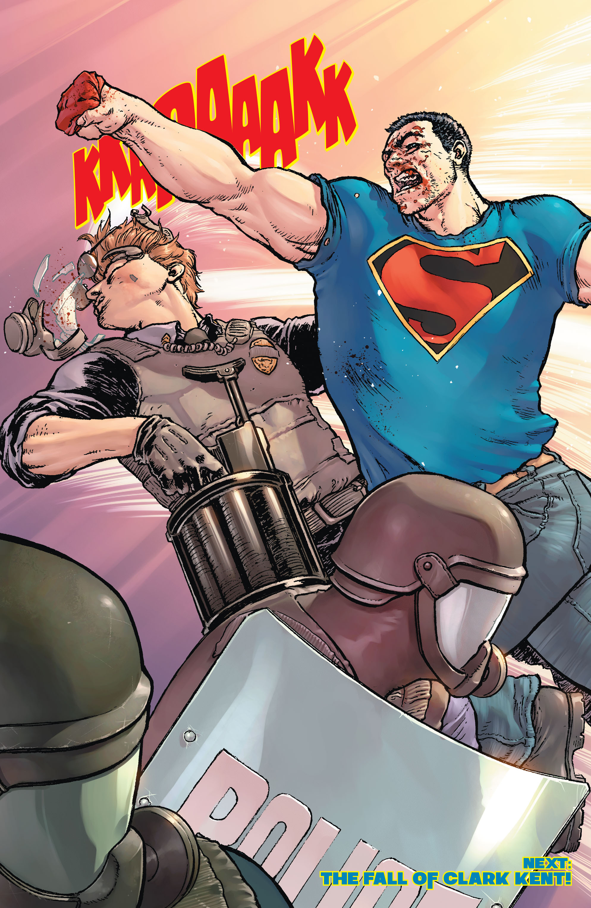 Read online Action Comics (2011) comic -  Issue #42 - 25