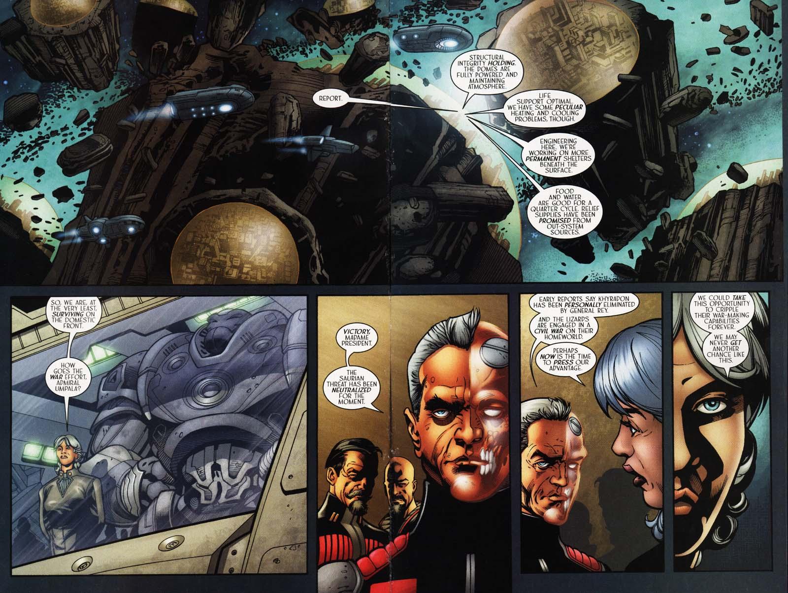 Read online Sigil (2000) comic -  Issue #29 - 14