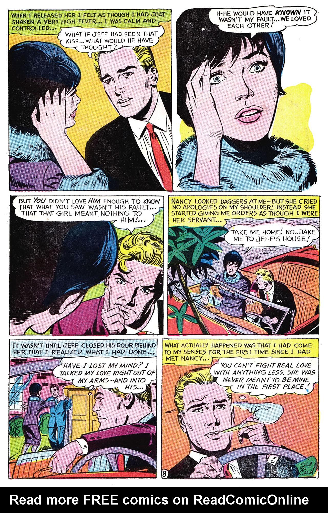 Read online Secret Hearts comic -  Issue #132 - 15