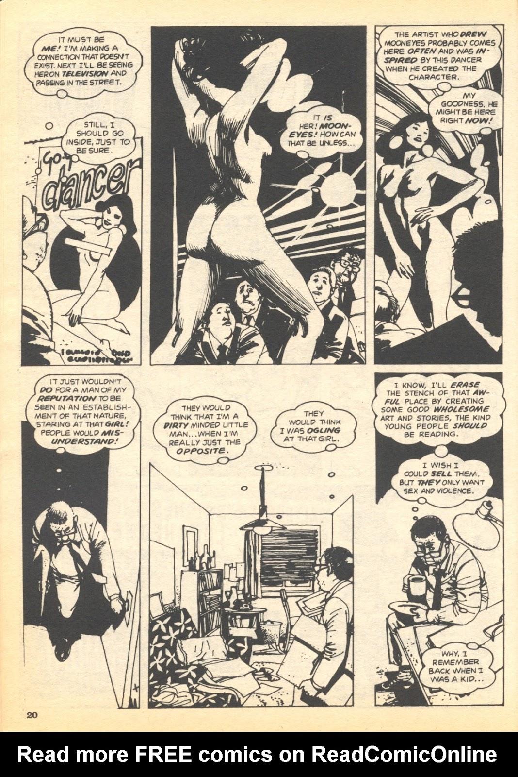 Creepy (1964) Issue #122 #122 - English 20
