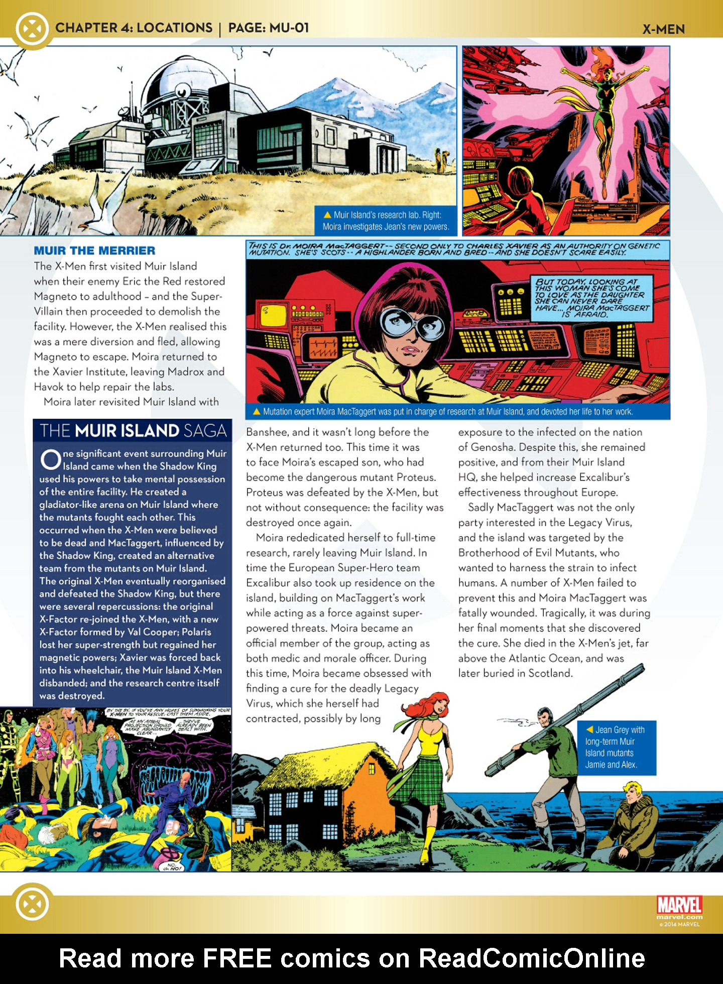 Marvel Fact Files 52 Page 31