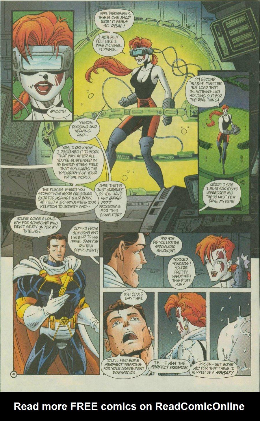 Read online Siren comic -  Issue #1 - 6