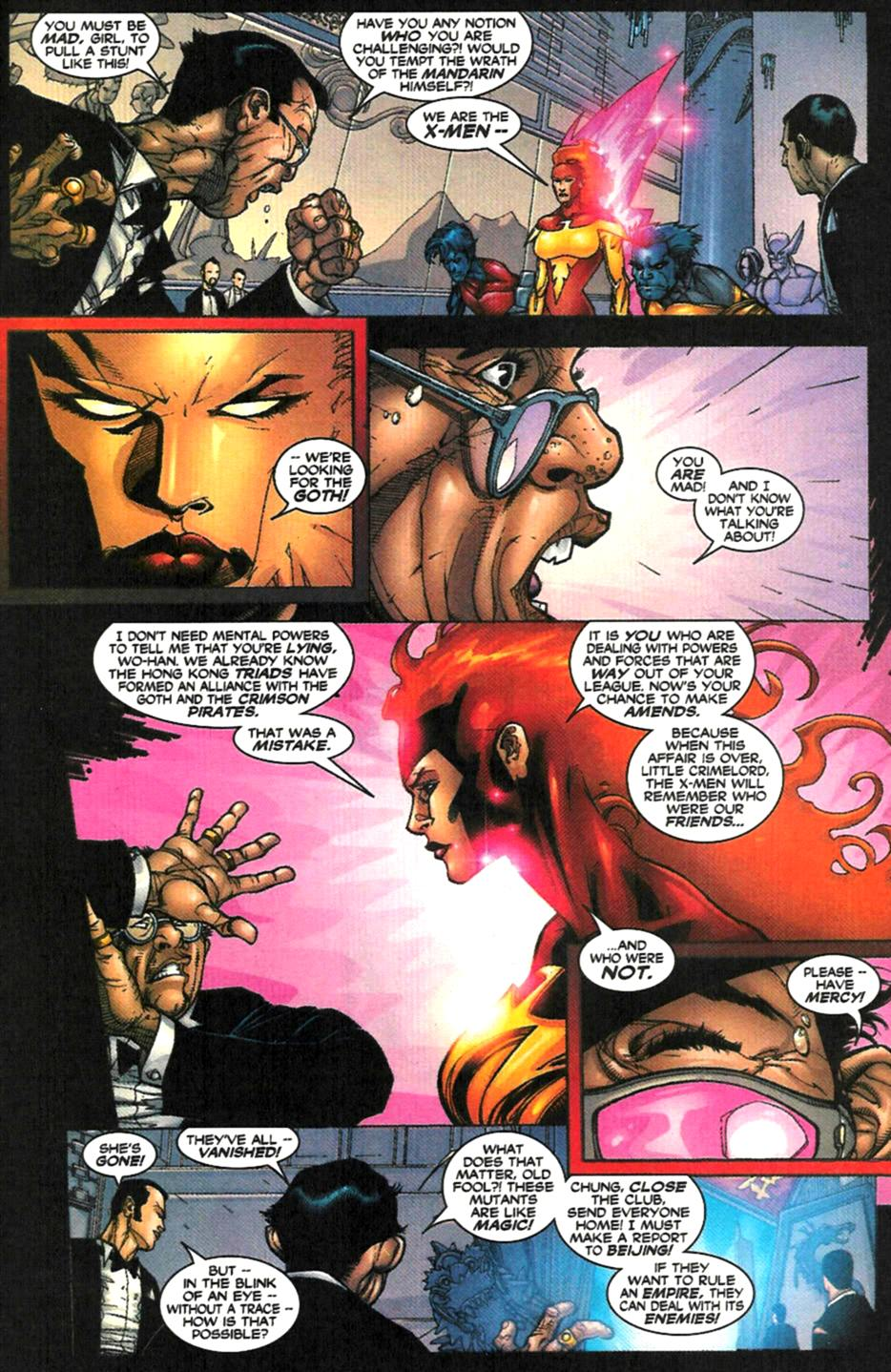X-Men (1991) 104 Page 6