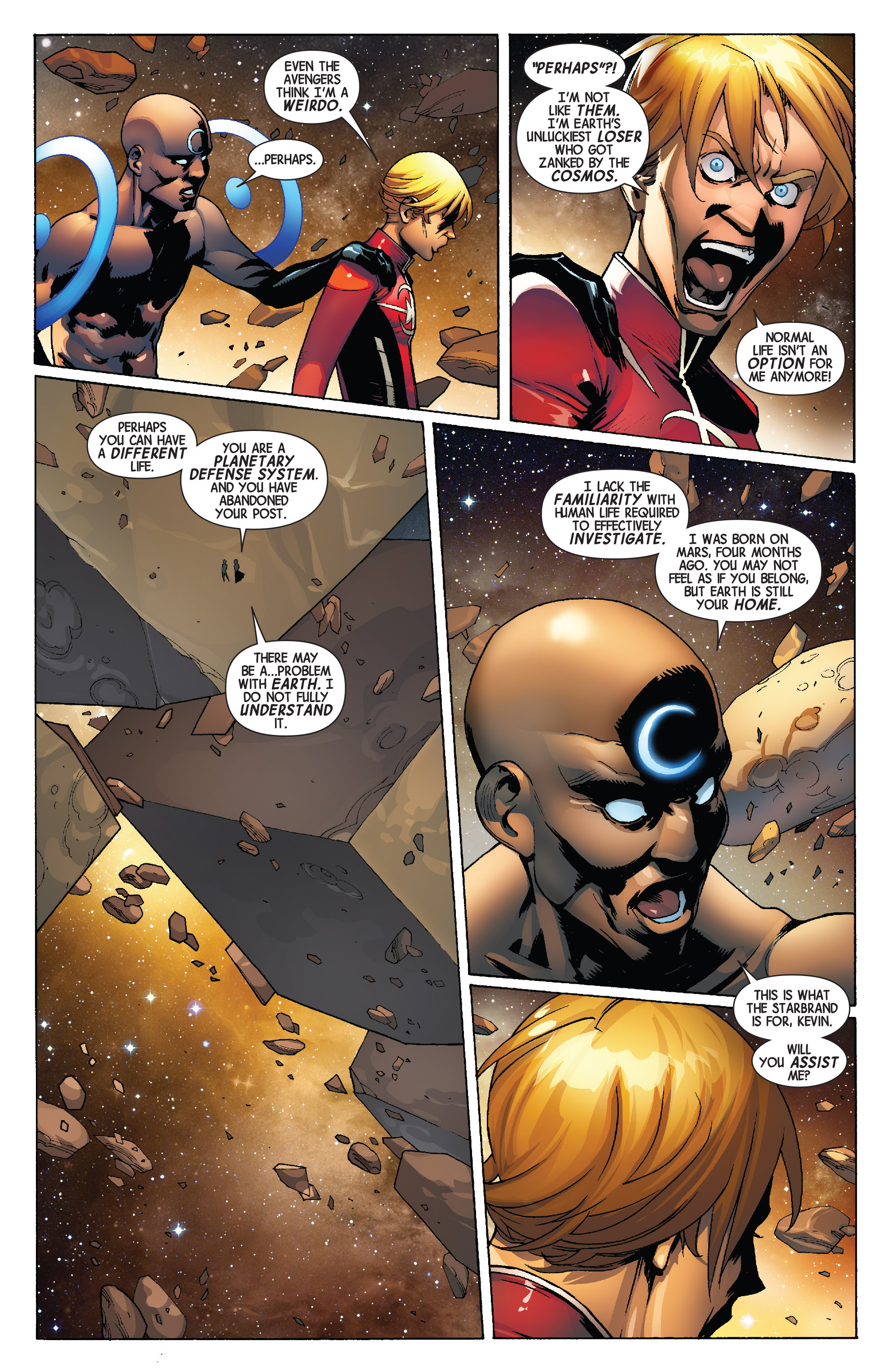 Read online Avengers (2013) comic -  Issue #34.2 - 8