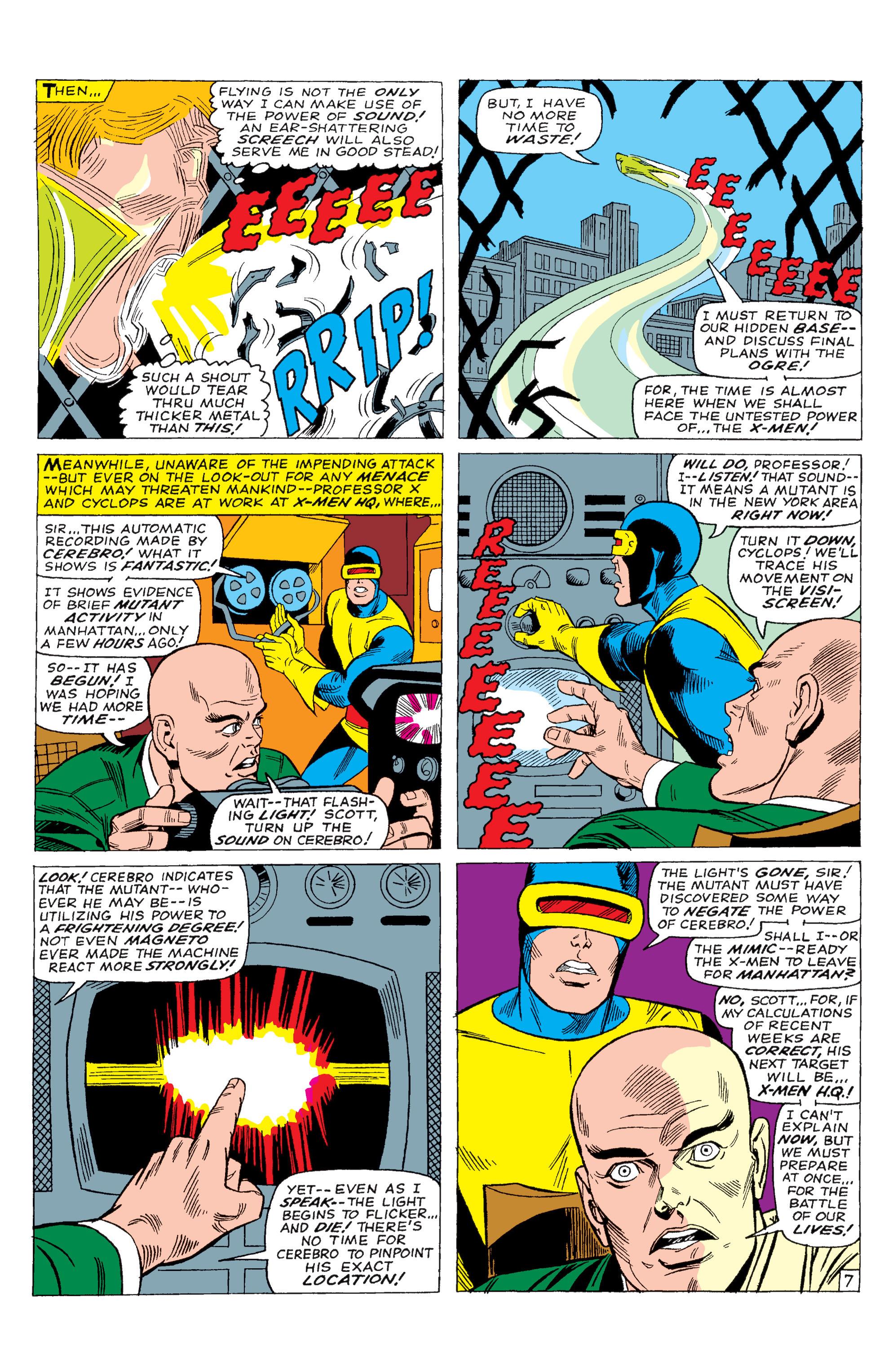 Read online Uncanny X-Men (1963) comic -  Issue #28 - 8