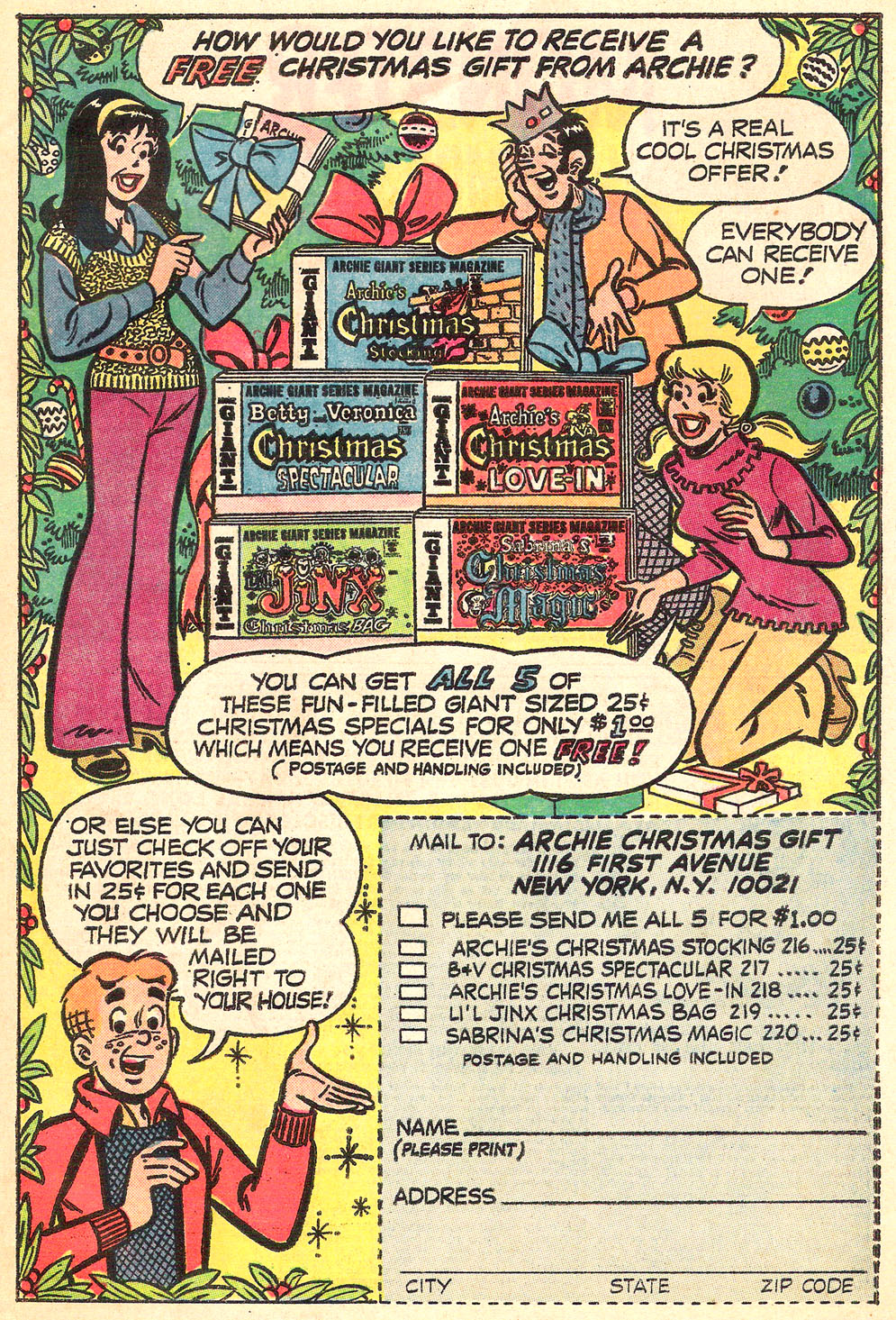 Read online Archie's Girls Betty and Veronica comic -  Issue #216 - 27