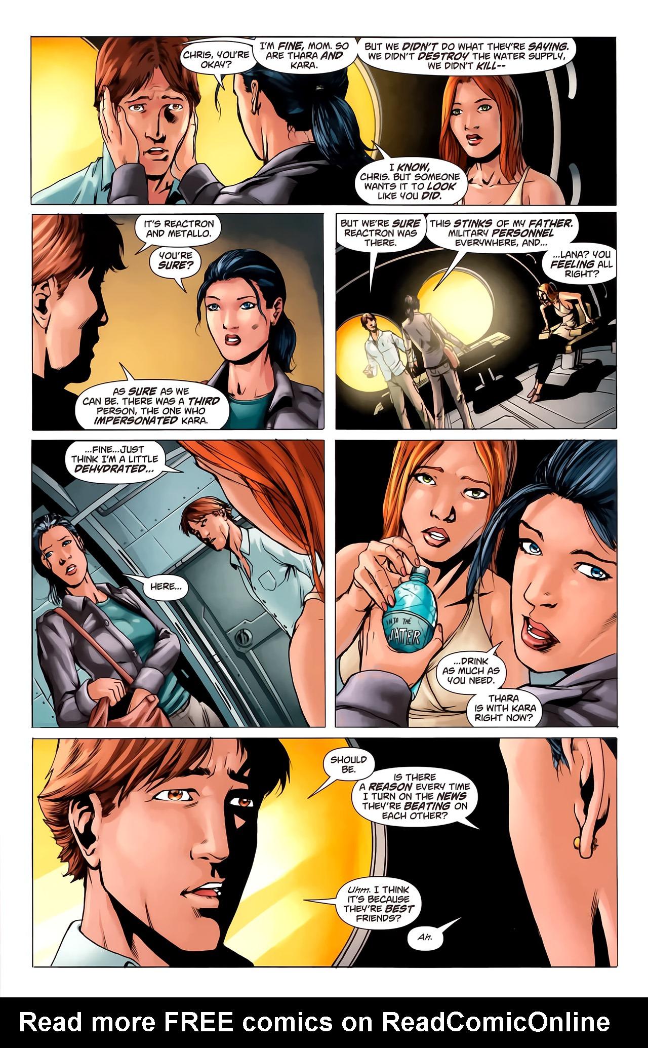 Action Comics (1938) 882 Page 5