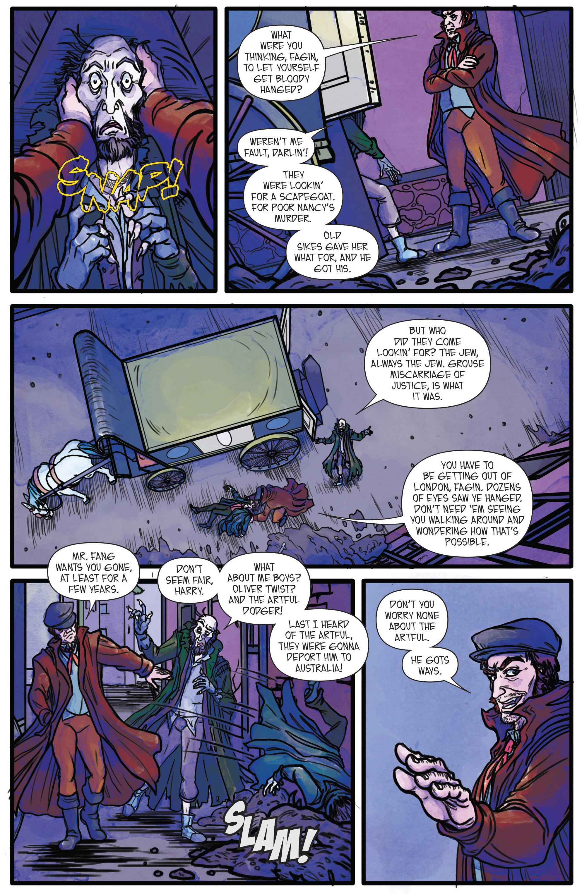 Read online Artful comic -  Issue #1 - 6