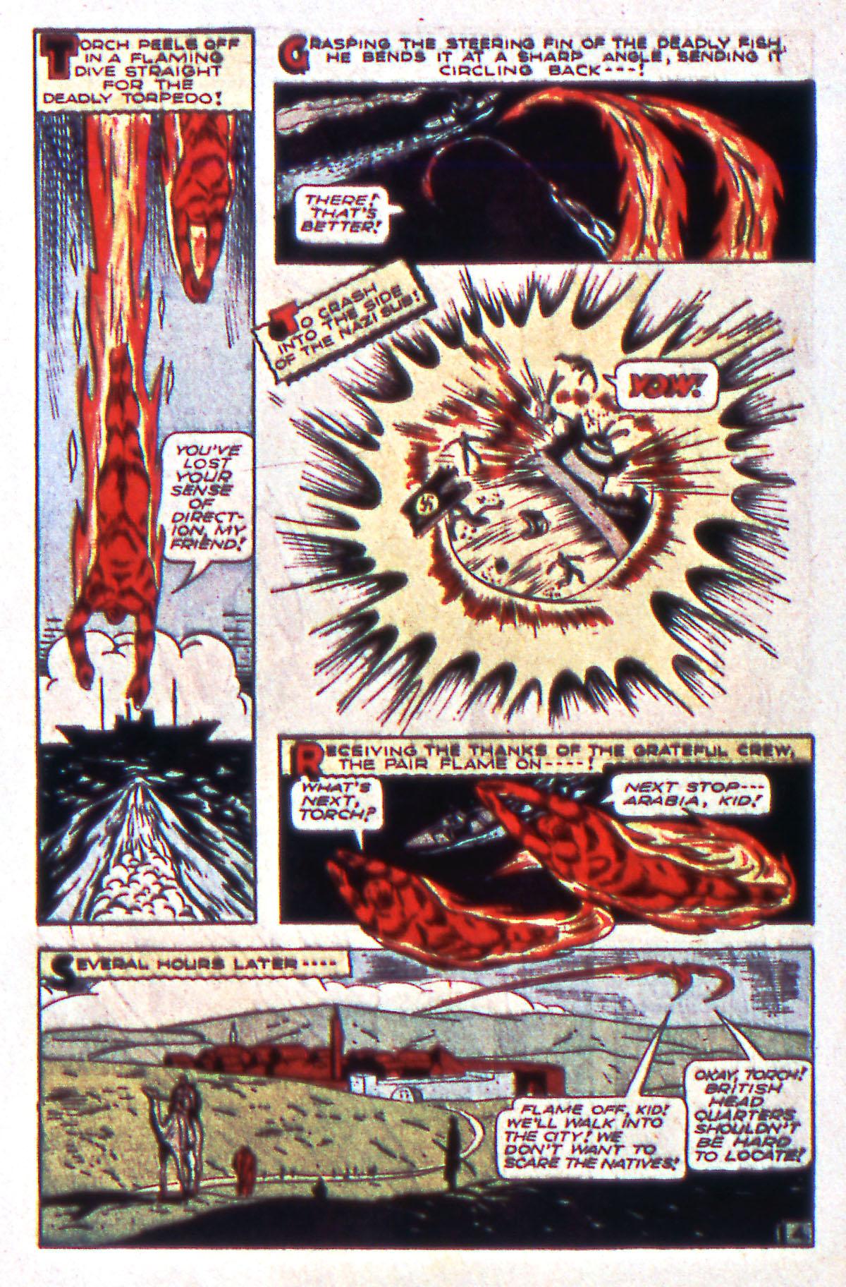 Read online All-Winners Comics comic -  Issue #12 - 6