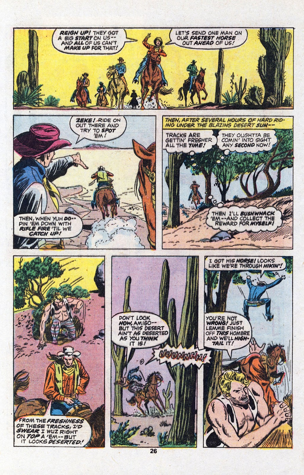 Kid Colt Outlaw issue 201 - Page 28