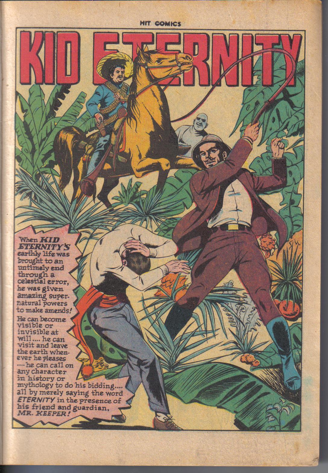 Read online Hit Comics comic -  Issue #45 - 3