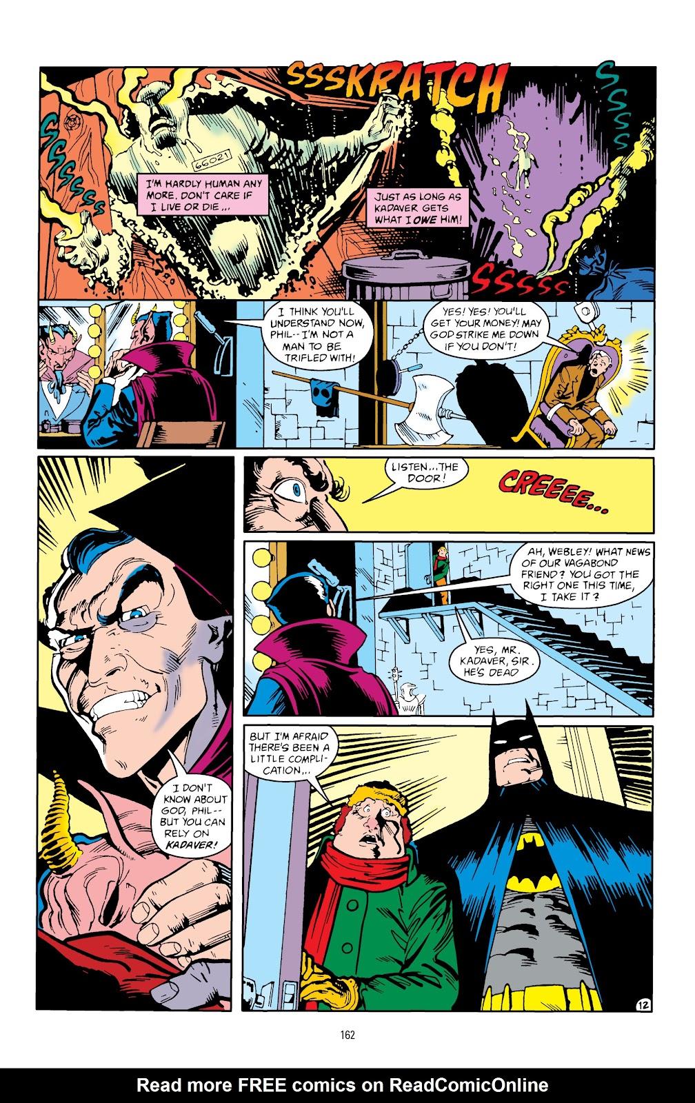 Read online Detective Comics (1937) comic -  Issue # _TPB Batman - The Dark Knight Detective 2 (Part 2) - 64