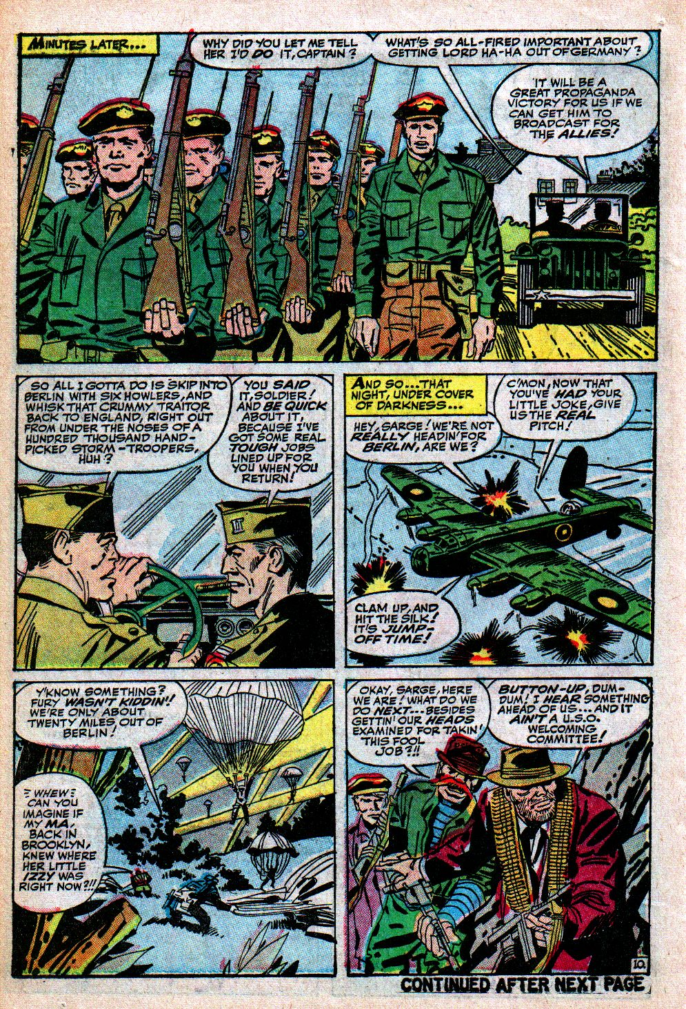 Read online Sgt. Fury comic -  Issue #4 - 14