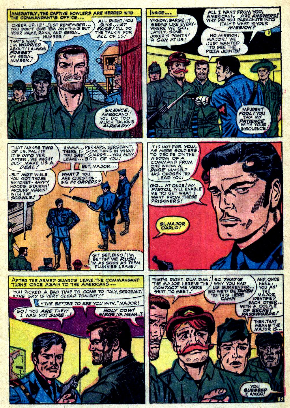 Read online Sgt. Fury comic -  Issue #30 - 9