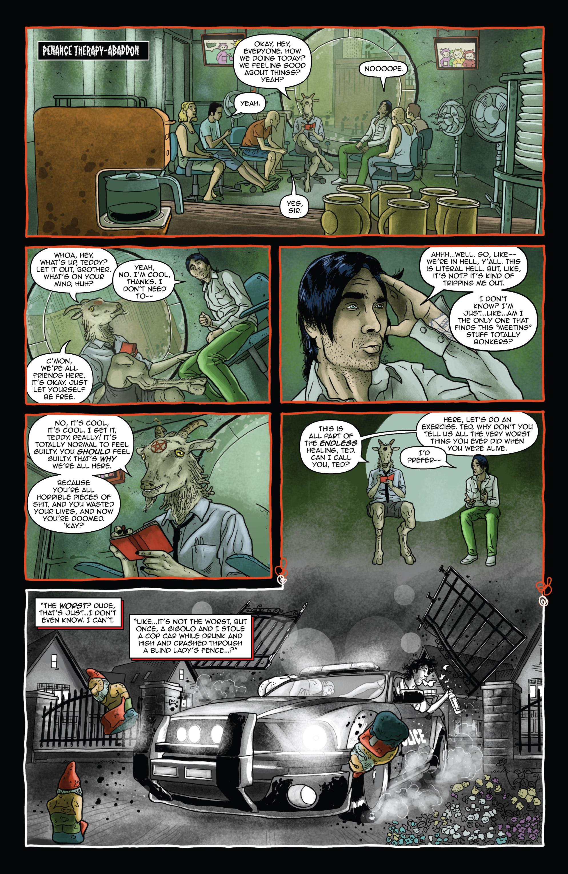 Read online Helena Crash comic -  Issue #3 - 31