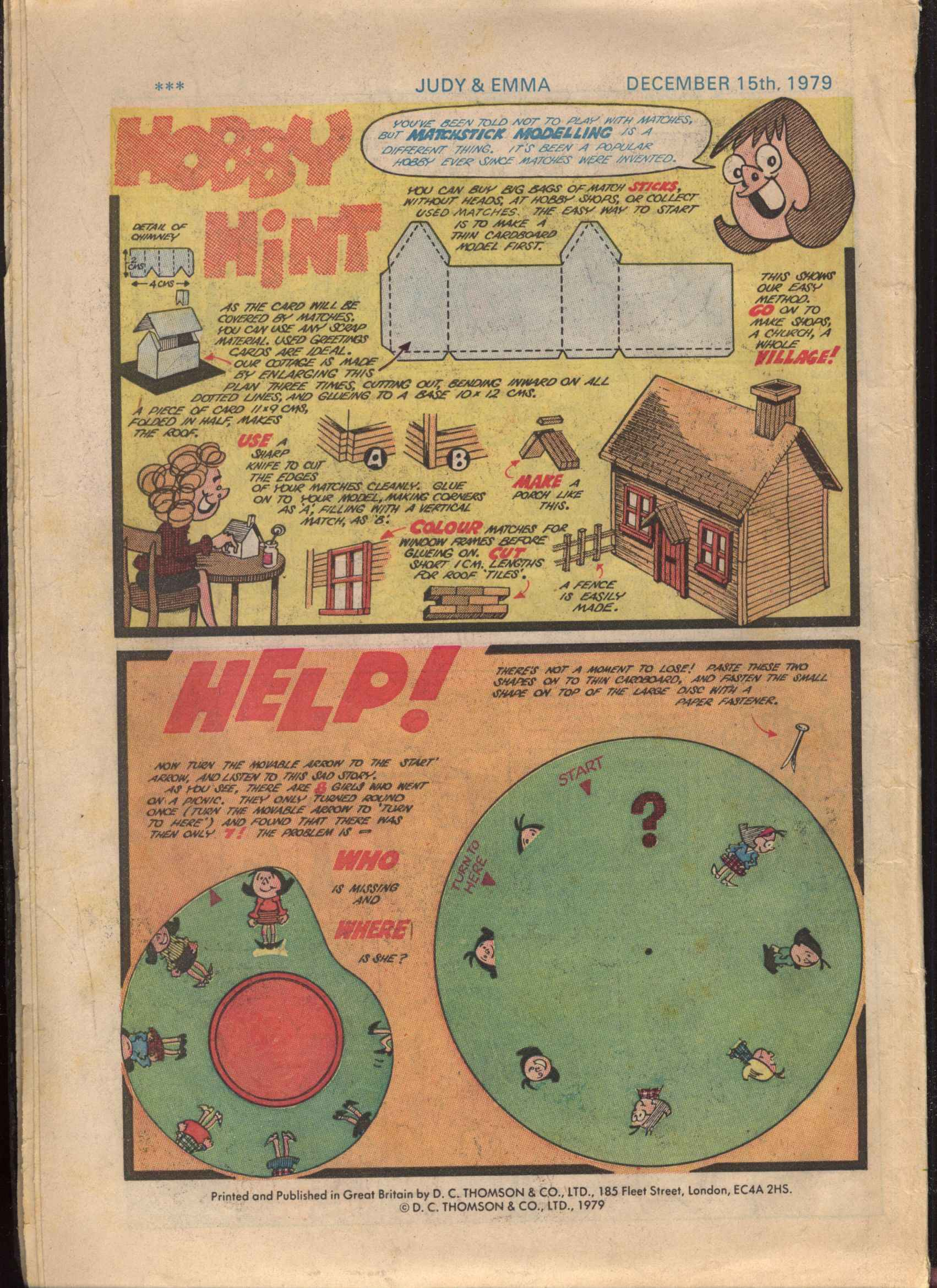 Read online Judy comic -  Issue #1040 - 32