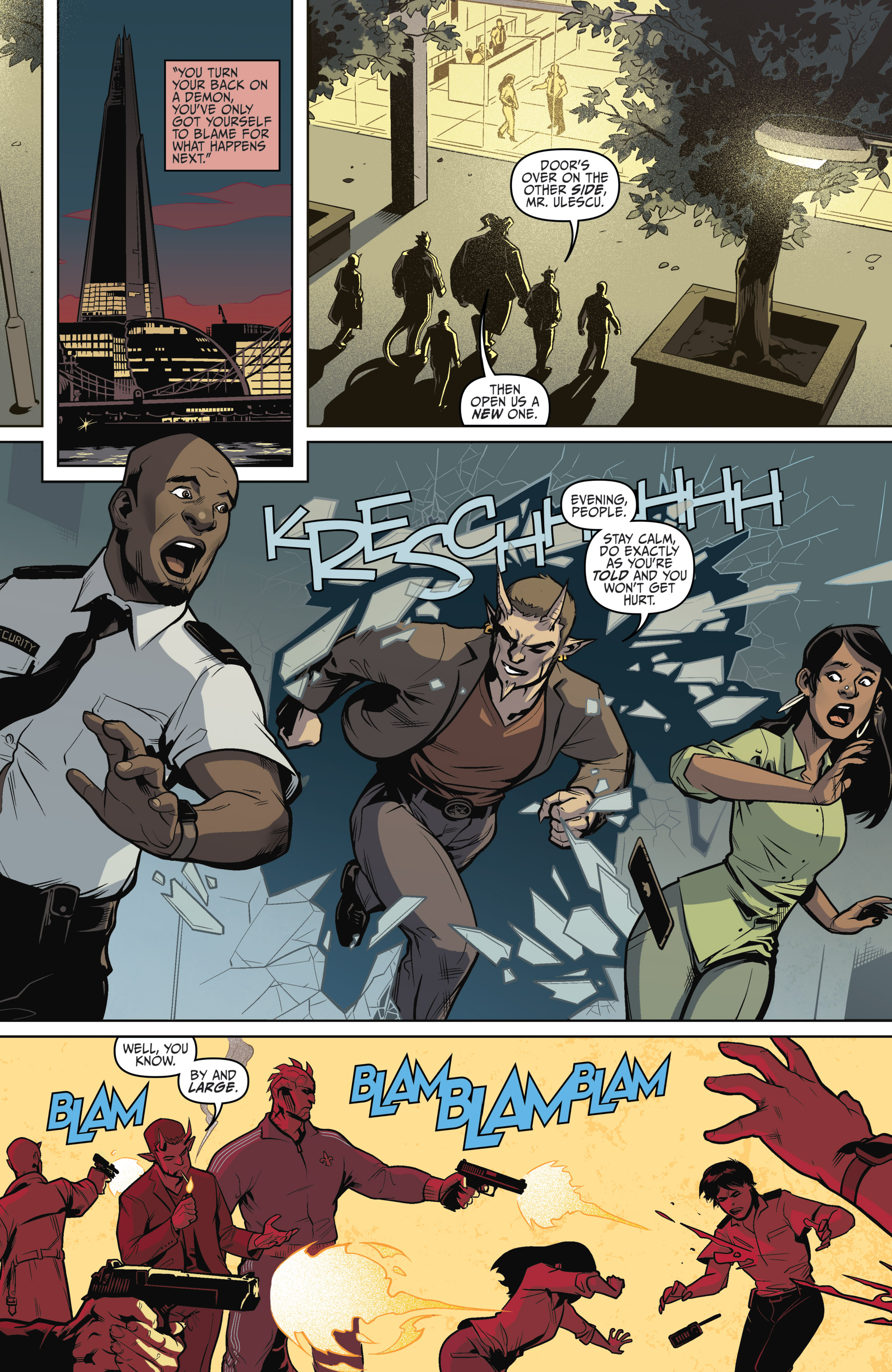 Read online Night Owl Society comic -  Issue #3 - 36