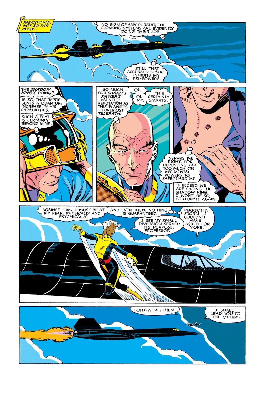 Uncanny X-Men (1963) issue 278 - Page 12