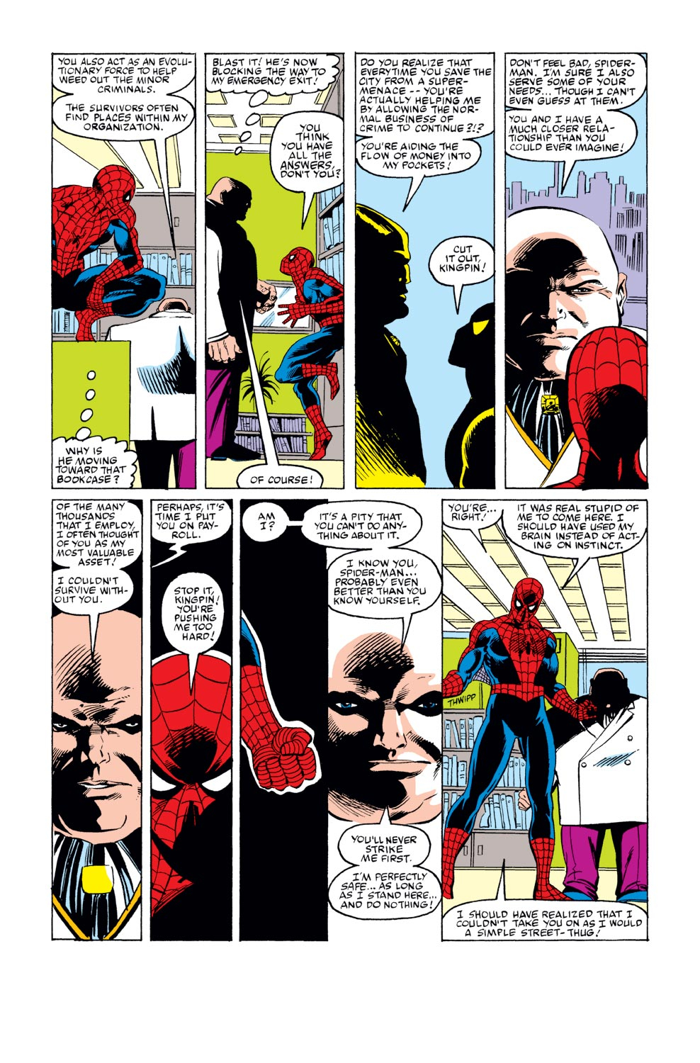 The Amazing Spider-Man (1963) 277 Page 9