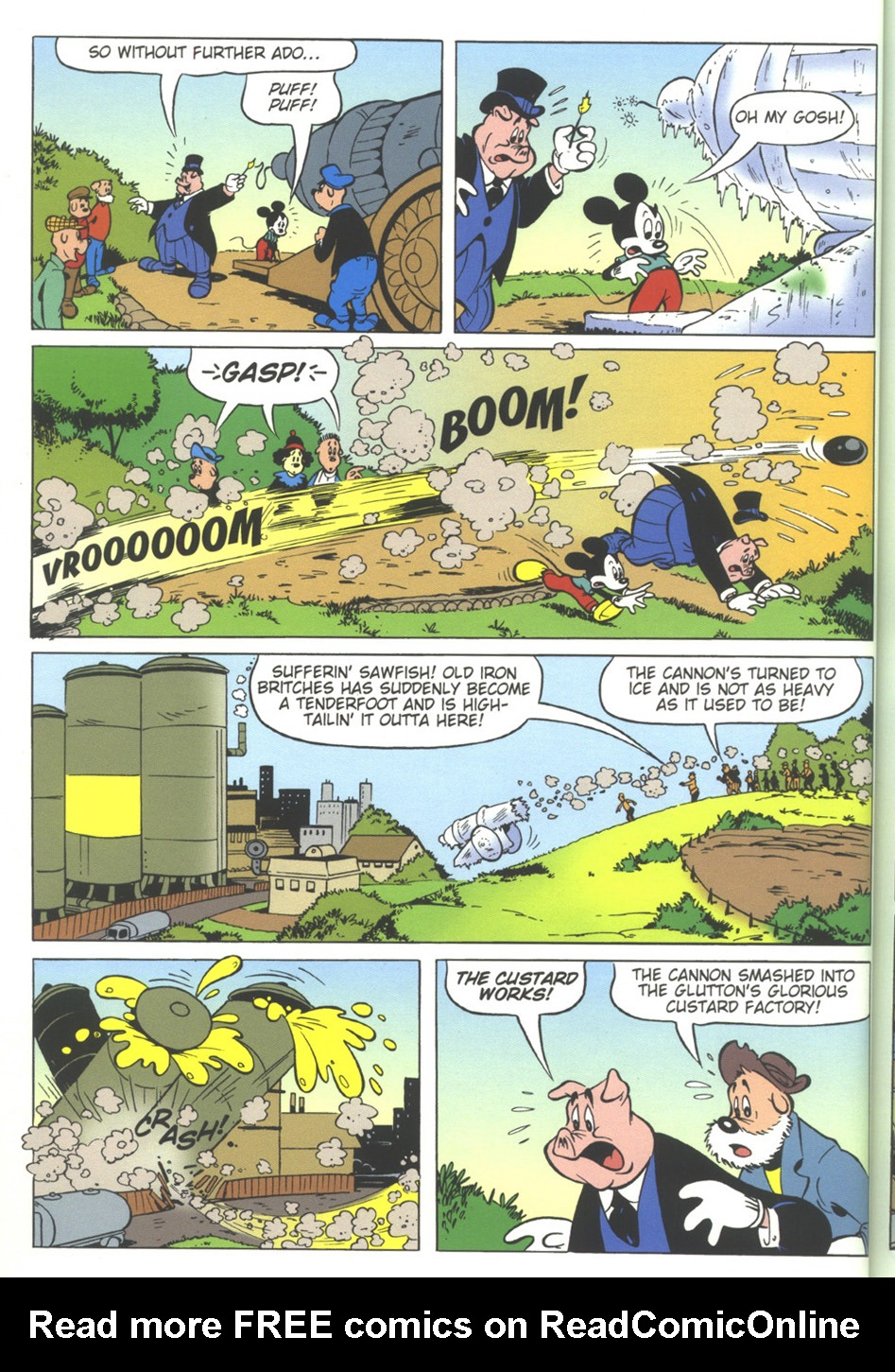 Read online Uncle Scrooge (1953) comic -  Issue #317 - 40