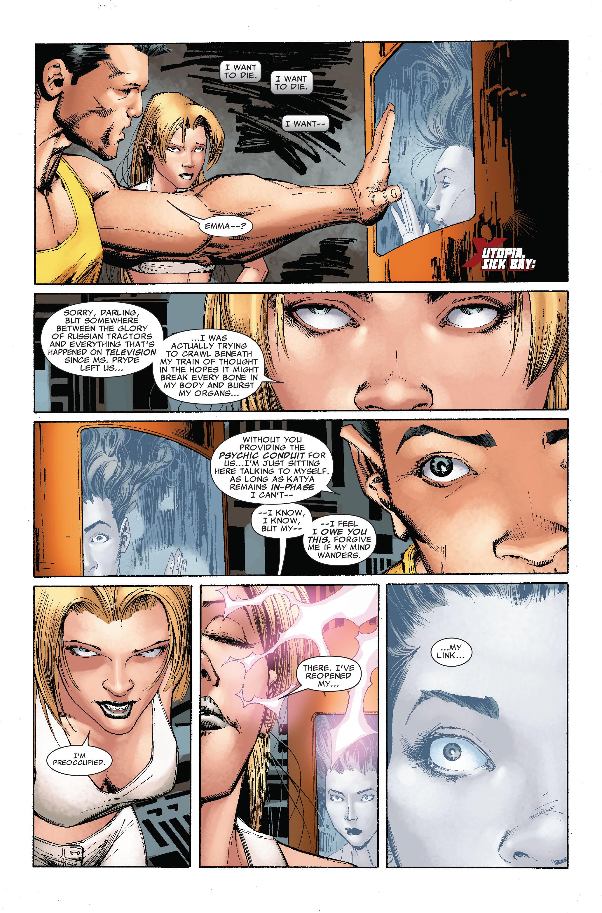 Read online Uncanny X-Men (1963) comic -  Issue #528 - 14