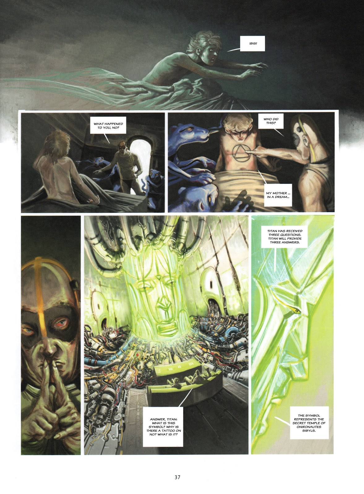 Showman Killer issue 2 - Page 37