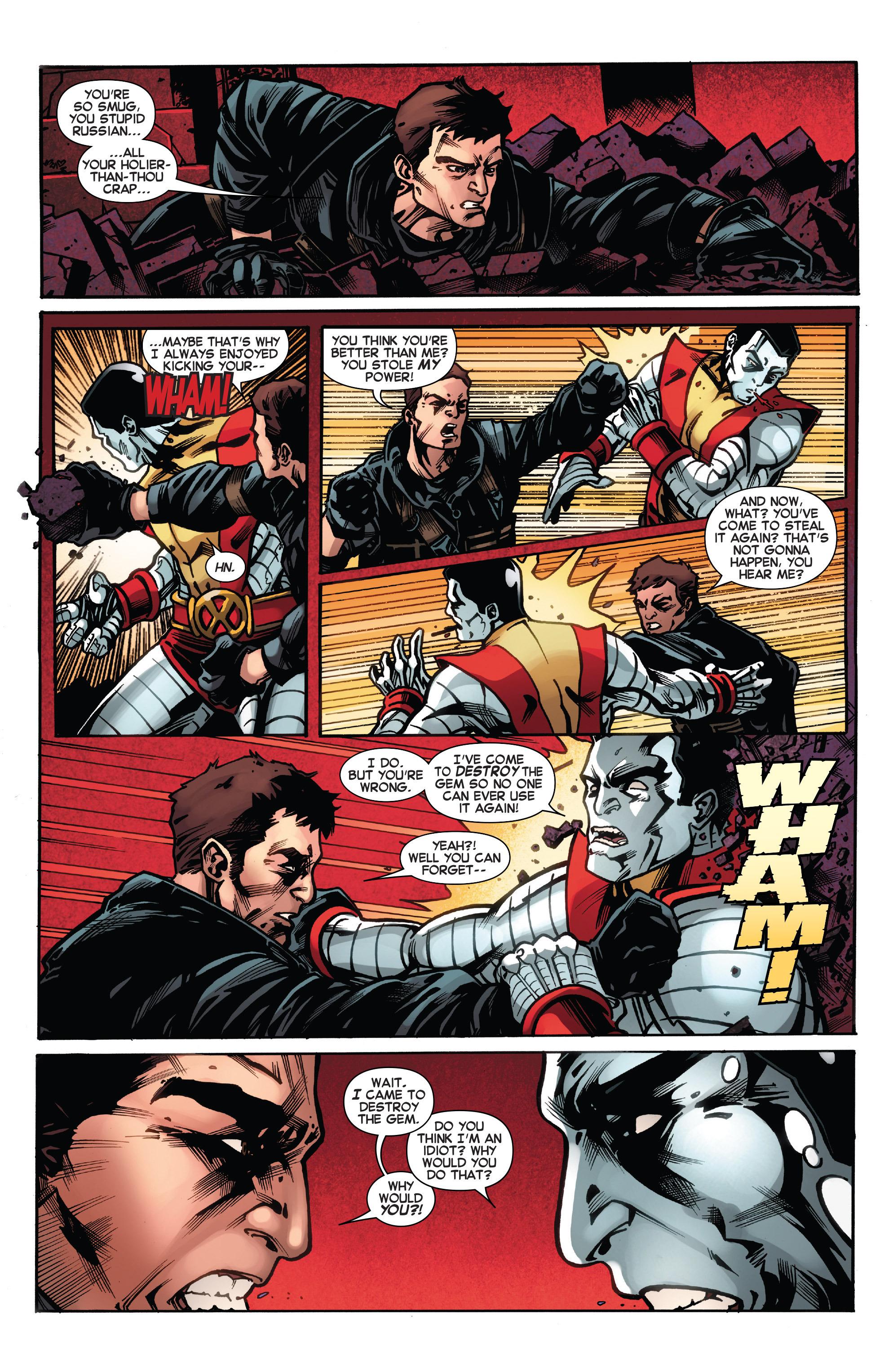 Read online Amazing X-Men (2014) comic -  Issue #17 - 17