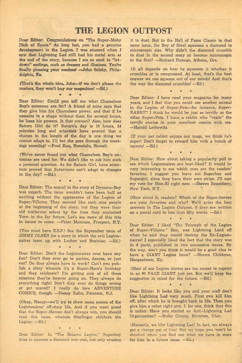 Read online Adventure Comics (1938) comic -  Issue #335 - 34