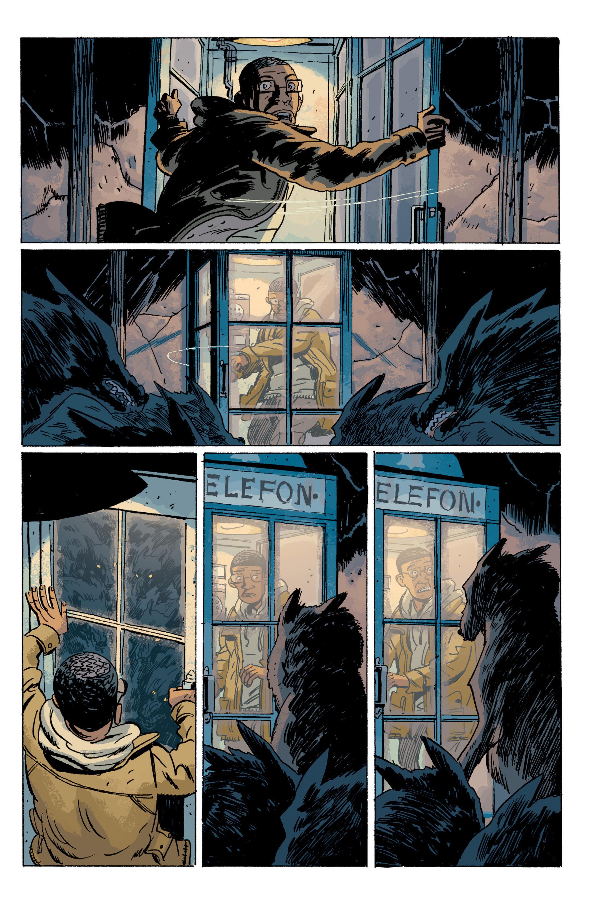 Read online B.P.R.D. (2003) comic -  Issue # TPB 6 - 88