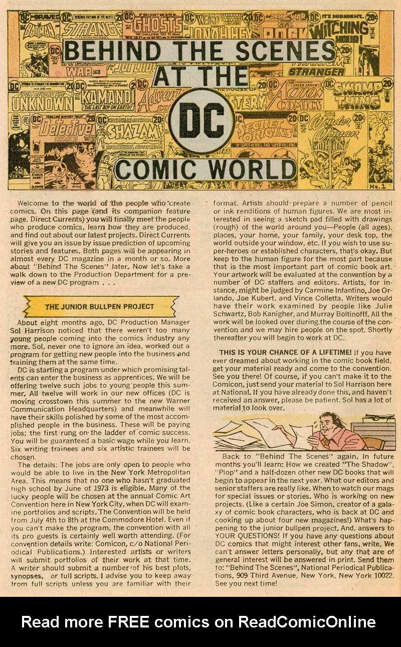 Read online Shazam! (1973) comic -  Issue #4 - 18