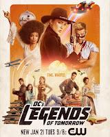 Huyền Thoại Của Tương Lai Phần 6 - Legends Of Tomorrow Season 6