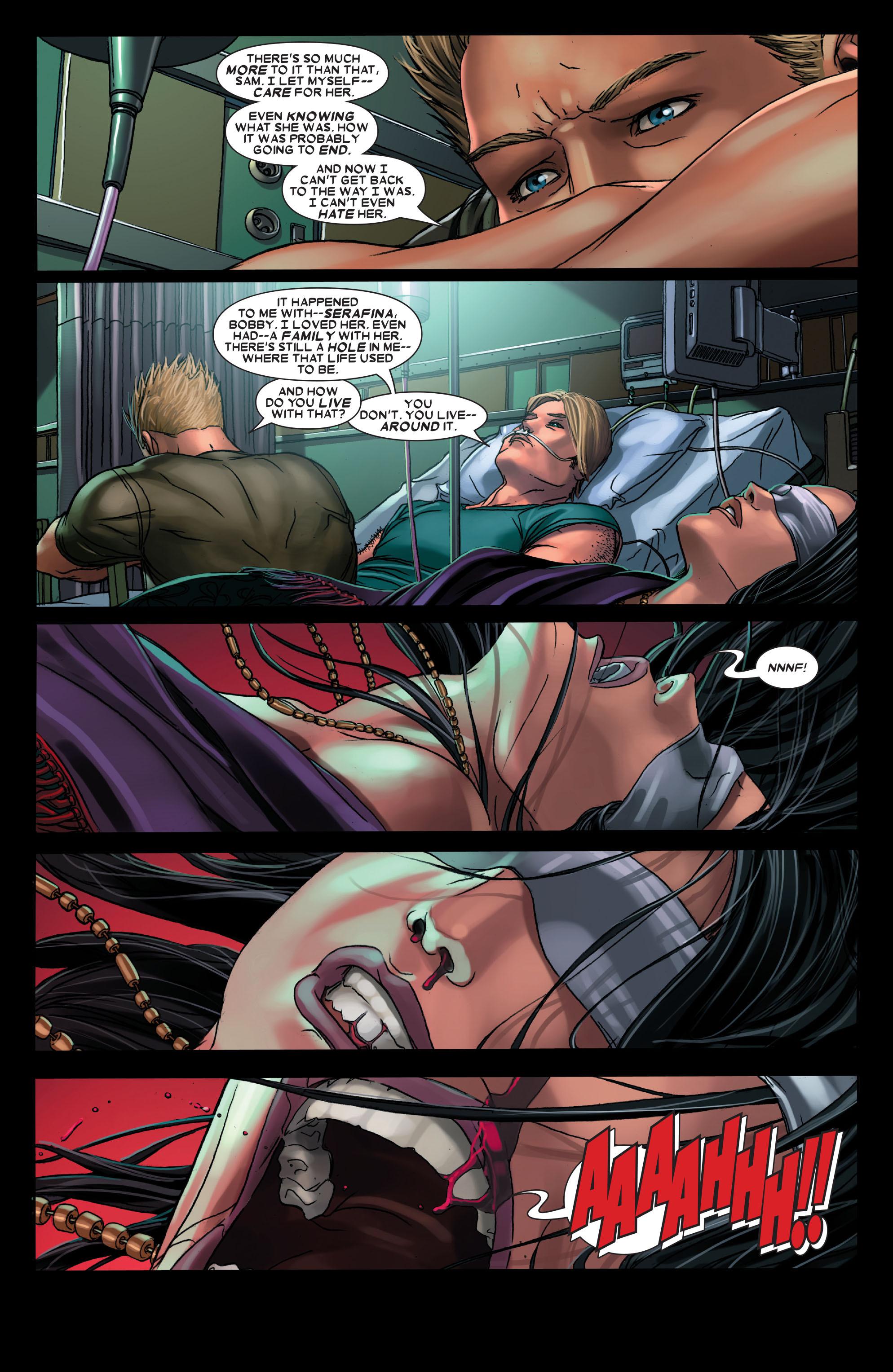 X-Men (1991) 204 Page 19